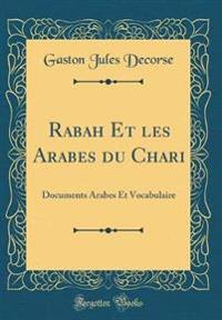 Rabah Et Les Arabes Du Chari