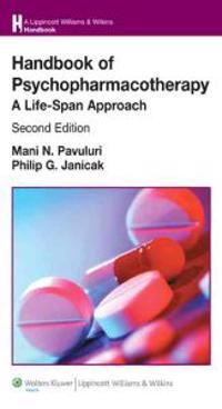 Handbook of Psychopharmacotherapy
