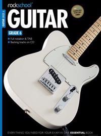 Rockschool Guitar Grade 6 (2012-2018)