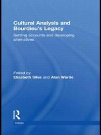 Cultural Analysis and Bourdieu's Legacy