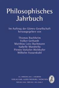 Philosophisches Jahrbuch 125.2 Jahrgang 2018