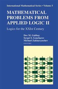 Mathematical Problems from Applied Logic 2