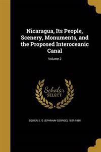 NICARAGUA ITS PEOPLE SCENERY M
