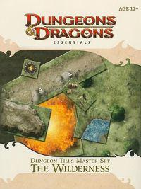 Dungeon Tiles Master Set - The Wilderness