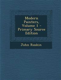 Modern Painters, Volume 1