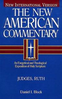 Niv the New American Commentary Judges, Ruth