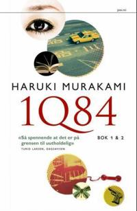 1Q84; bok 1 & 2 - Haruki Murakami | Ridgeroadrun.org