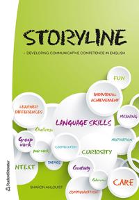Storyline : developing communicative competence in English