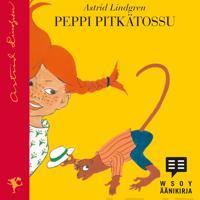Peppi Pitkätossu Uusi suomennos)