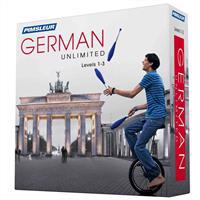 Pimsleur German Unlimited 1-3