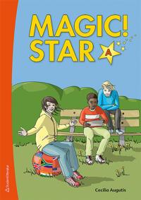 Magic  Star A - Cecilia Augutis  Peter Gröndahl - böcker (9789144118109)     Bokhandel