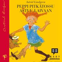 Peppi Pitkätossu astuu laivaan (cd)