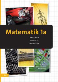 Matematik 1a GUL för tekniska yrkesprogram