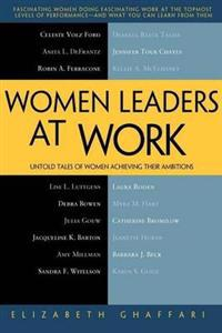 Women Leaders at Work