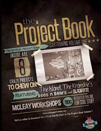The Project Book Cartooning Volume 1