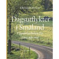 Dagsutflykter i Småland : upptäckarboken för stora och små