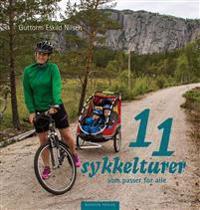 11 sykkelturer