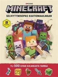 Minecraft - Selviytymisopas kuutiomaailmaan