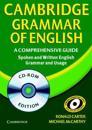 Cambridge Grammar of English Network CD-ROM