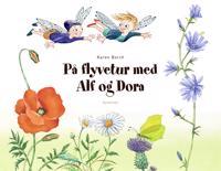 På flyvetur med Alf og Feodora