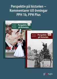Perspektiv på historien Kommentarer till övningar PPH 1b PPH Plus