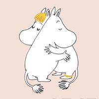 Moomin - My First Baby Book