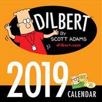 Dilbert 2019 Square Wall Calendar