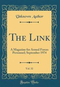 The Link, Vol. 32
