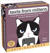 Texts from Mittens 2019 Calendar