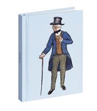 Beskow Notebook Uncle Blue