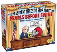 Pearls Before Swine 2019 Calendar