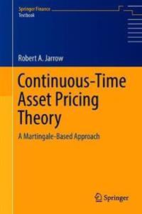 Continuous-Time Asset Pricing Theory