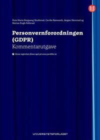 Personvernforordningen (GDPR)