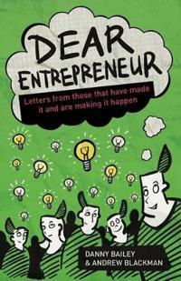 Dear Entrepreneur