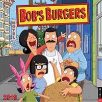 Bob's Burgers 2019 Wall Calendar