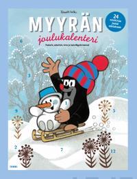 Myyrän kirjajoulukalenteri : 24 minikirjaa joulun odotukseen