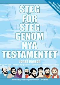 Steg för steg genom Nya testamentet - Jonas Dagson pdf epub