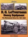 R.G. LeTourneau Heavy Equipment