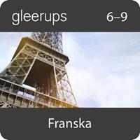 Gleerups franska 6-9, digital, lärarlic, 12 mån