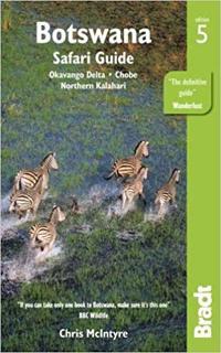 Bradt Botswana Safari Guide
