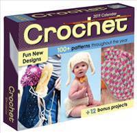 Crochet 2019 Day-to-Day Activity Calendar