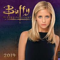 Buffy the Vampire Slayer 2019 Wall Calendar
