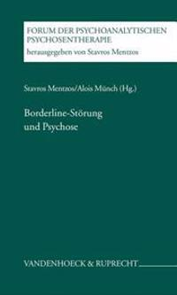 Borderline-storung Und Psychose