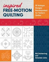 Inspired Free-Motion Quilting