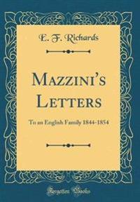 Mazzini's Letters