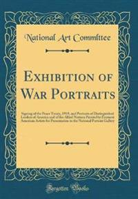 Exhibition of War Portraits