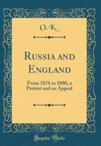 Russia and England
