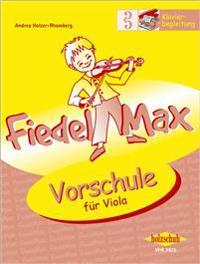 Fiedel-Max - Vorschule