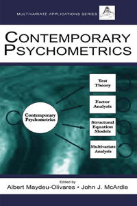 Contemporary Psychometrics