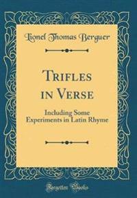 Trifles in Verse